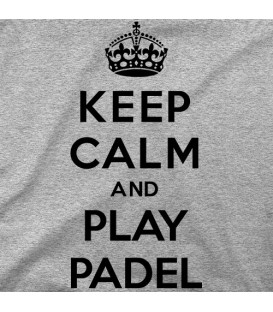 Keep Calm and play pádel B