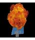 Diskette On Fire