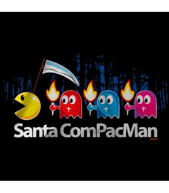 SANTA COMPAC MAN