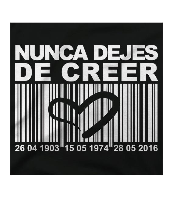 Nunca dejes de Creer A