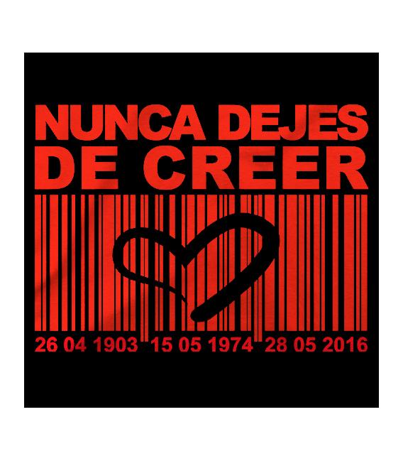 Nunca dejes de Creer B