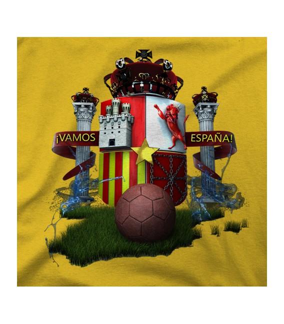 España escudo 3D