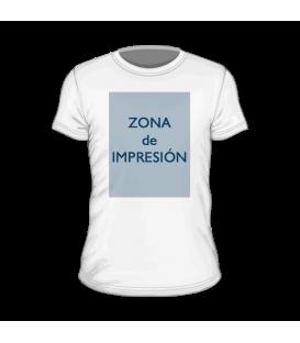 personalizados modelo Camiseta personalizada ( 1 cara )