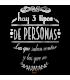 3 TIPOS DE PERSONAS