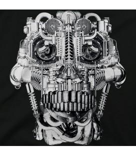 home modelo Skull Motor