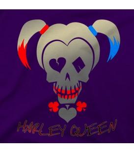 home modelo Harley Quinn