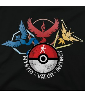 Pokeball Teams
