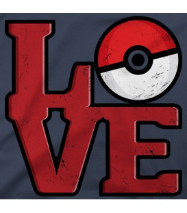 home modelo Pokemon Love