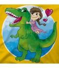 Princesa Dinosaurio