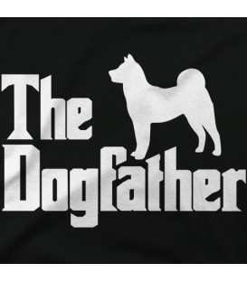 camisetas-de-mascotas modelo The Dogfather line