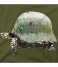 Tortuga Casco Militar