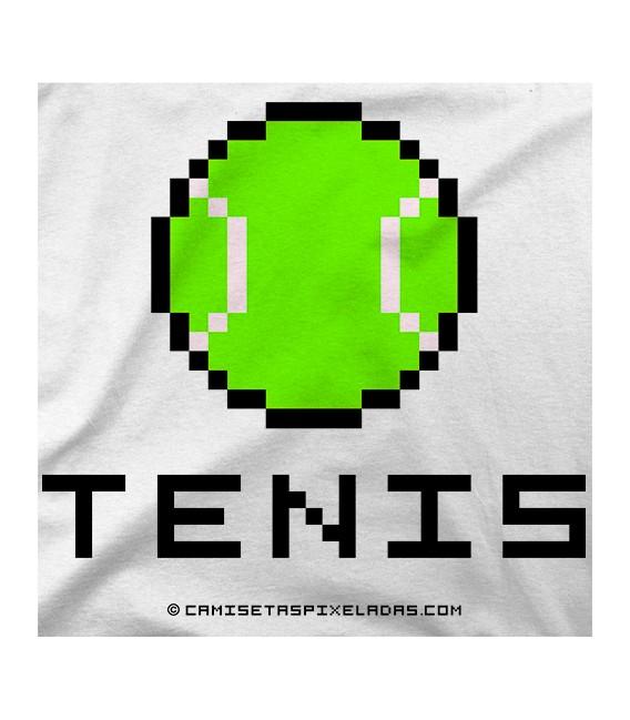 Tenis Pixelado
