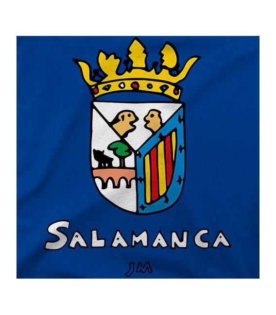 Escudo Salamanca Texto