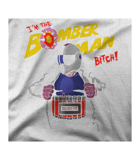 THE BOMBERMAN