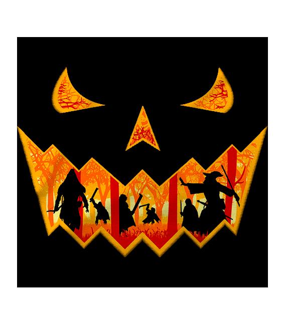 Pumpkin of the Rings