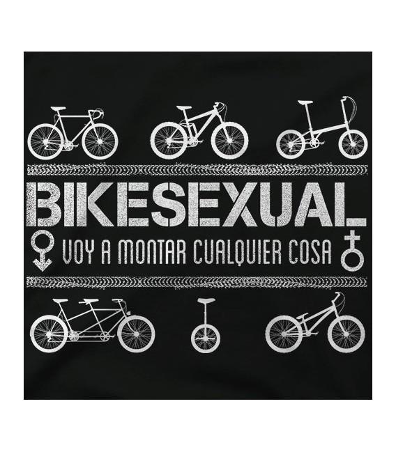 BikeSexual blanco
