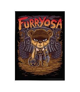 home modelo Poster Furryosa
