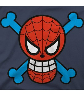 home modelo One Piece - Spiderman