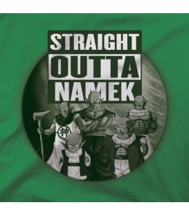 home modelo Straight Outta Namek