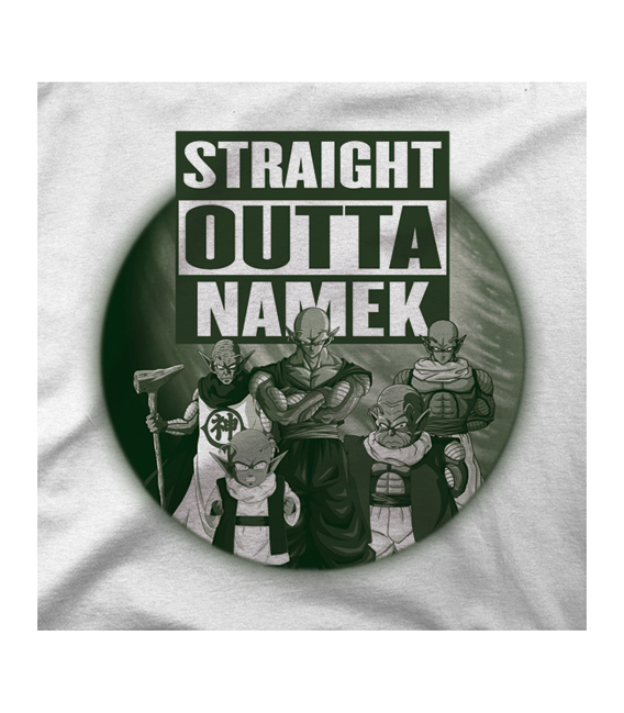Straight Outta Namek