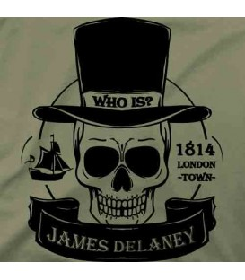 Who is James Delaney