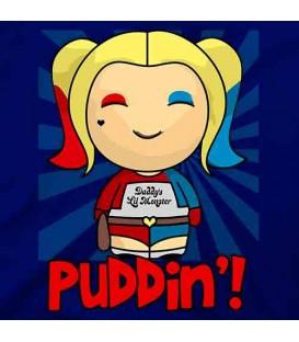 home modelo Puddin Harley Quinn