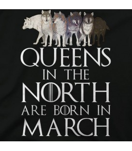 home modelo Queens in the North March