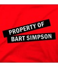 PROPERTY OF BART
