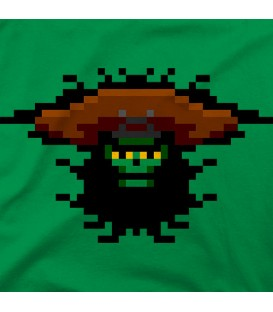 camisetas modelo PIRATE Lechuck 3