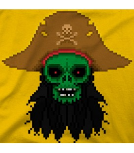 camisetas modelo PIRATE Lechuck 2