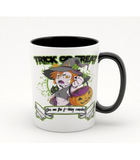 home modelo Taza Trick or Treat