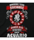 Soy Acuario chica