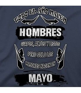 Mejores hombres Mayo