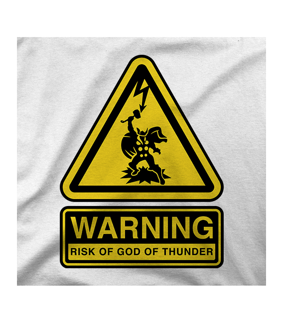WARNING GOD OF THUNDER
