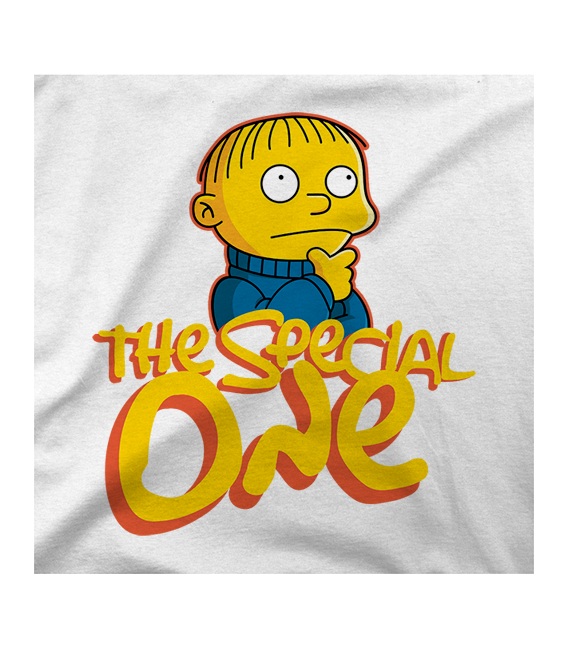 THE SPECIAL ONE SIMPSON