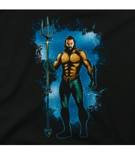 home modelo Aquaman
