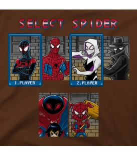 home modelo Spider Select
