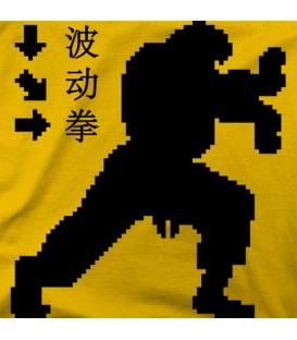 camisetas-frikis modelo Hadoken