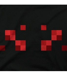 camisetas-frikis modelo Minecraft Spider
