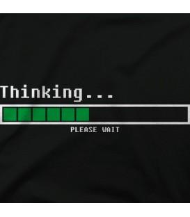 camisetas-frikis modelo Thinking
