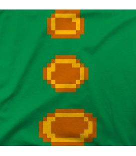 camisetas-frikis modelo Tentáculo verde