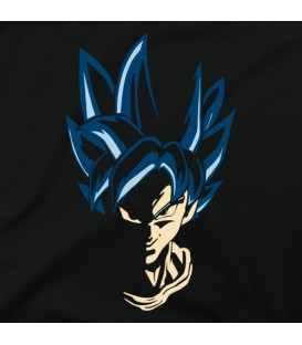 home modelo Super Goku Blue