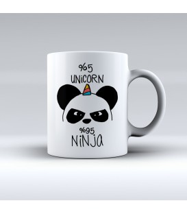 home modelo Taza Unicorn & Ninja