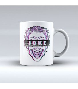 Taza GLITCH JOKER