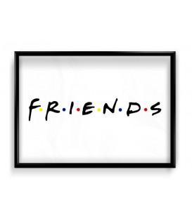 Lámina Friends