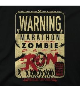 Marathon Zombie