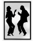 Lámina Pulp Fiction Dance