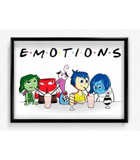 Lámina EMOTIONS