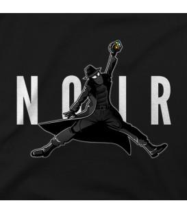 Noir Jordan