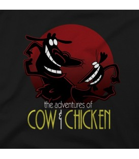 The adventures of Cow and Chicken